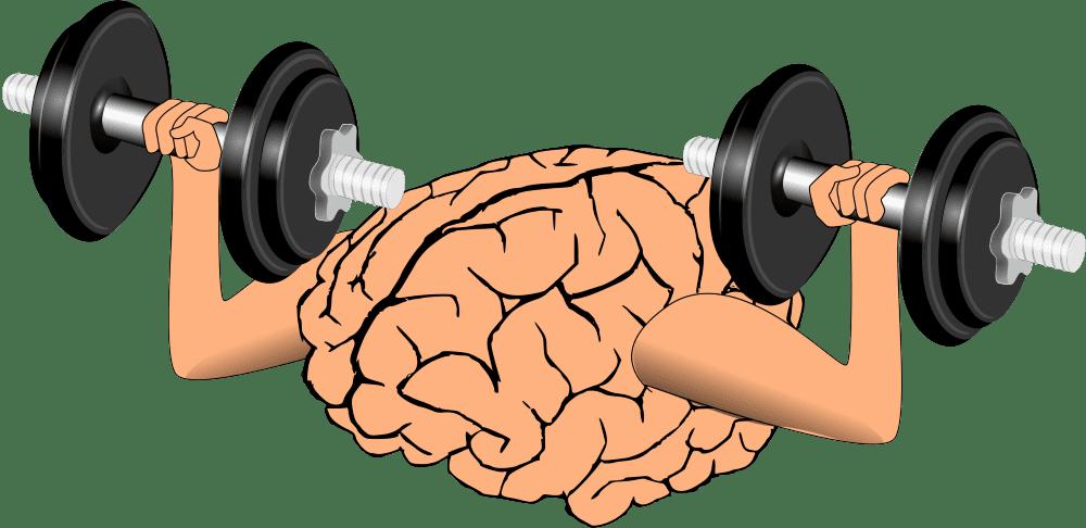 Βάλτε το μυαλό σας να δουλεύει στο φουλ - Εξασκήστε τον εγκέφαλό σας.