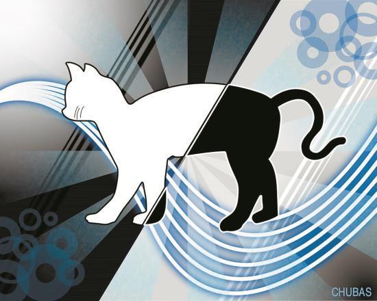 Σρέντιγκερ κβαντικοί υπολογισμοί γάτα νεκρή και ζωντανή.