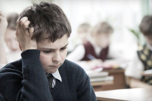 Τα χαρισματικά και ταλαντούχα παιδιά παρουσιάζουν αρνητική συμπεριφορά με το σχολείο.